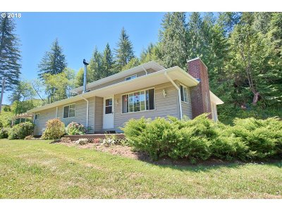 Coos Bay Single Family Home For Sale: 95440 Lillian Slough Ln