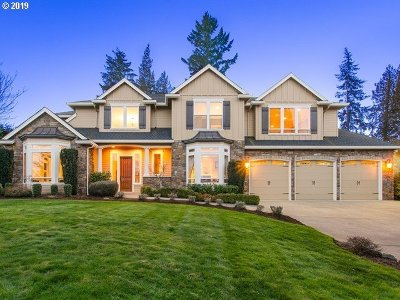 Aloha, Beaverton, Forest Grove, King City, Lake Oswego, Newberg, Portland, Sherwood, Tigard, Battle Ground, Brush Prairie, Camas, Vancouver, Washougal Single Family Home For Sale: 14404 NW 52nd Ave