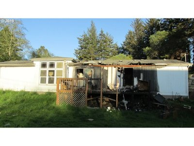 Coos Bay Single Family Home For Sale: 91454 Spaw Ln