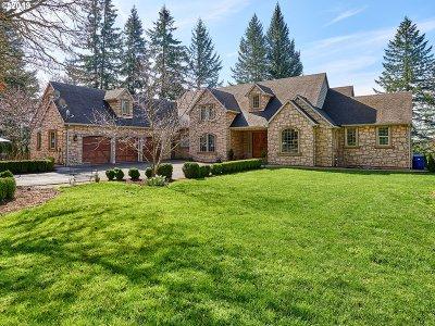 Single Family Home For Sale: 26022 S Eldorado Rd