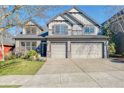 Newberg Single Family Home For Sale: 4913 Masters Dr
