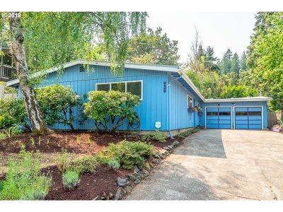 Eugene Single Family Home For Sale: 3430 McMillan St