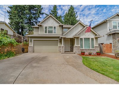 Clark County Single Family Home For Sale: 9603 NE 84th Ct