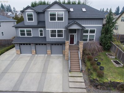 Vancouver Single Family Home For Sale: 4210 NE 130th Cir