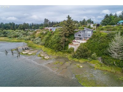 Coos Bay Single Family Home For Sale: 91159 Cape Arago Hy