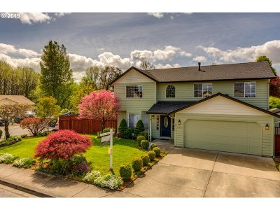 Vancouver Single Family Home For Sale: 13803 NE 61st St
