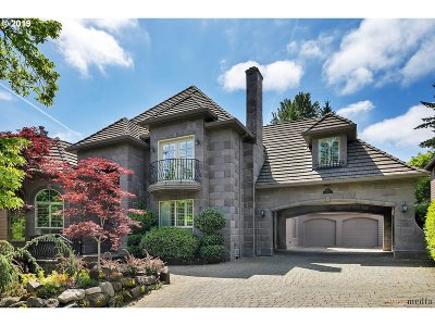 West Linn Single Family Home For Sale: 3664 Fairhaven Dr
