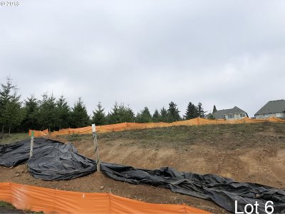 Tigard Residential Lots & Land For Sale: 0 SW Aspen Ridge #LOT 6