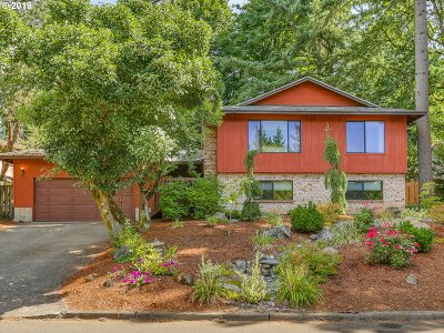 Happy Valley Single Family Home Pending: 10132 SE 99th Dr