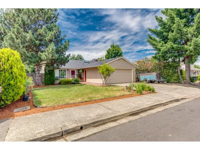 Beaverton Single Family Home For Sale: 1507 SW 209th Ave