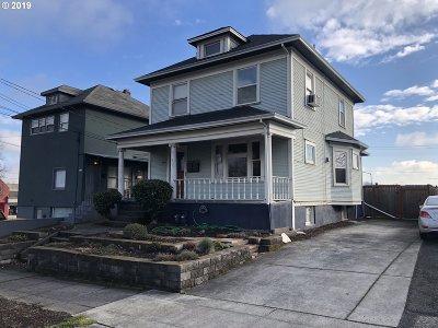 Portland Multi Family Home For Sale: 3014 SE 9th Ave