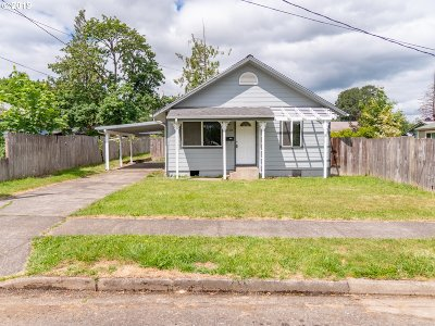 Sweet Home Single Family Home Pending: 338 9th Ave