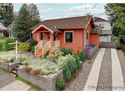 Portland Single Family Home For Sale: 320 NE 57th Ave