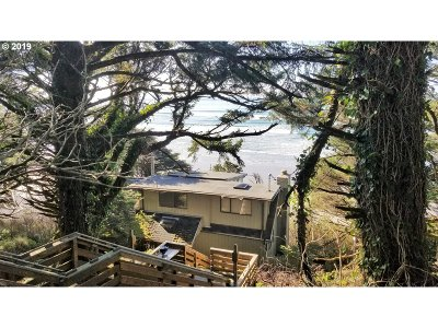 Cannon Beach Single Family Home For Sale: 80920 Hwy 101