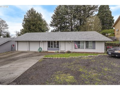 Single Family Home For Sale: 2145 N Main Ave