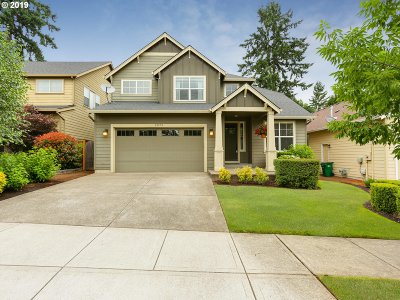 Beaverton Single Family Home For Sale: 13973 SW Ronald Ct