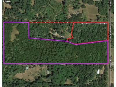 Lebanon Residential Lots & Land For Sale: Totem Pole -parcel 3 Rd