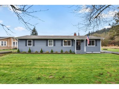 Cowlitz County Single Family Home For Sale: 2022 44th Ave
