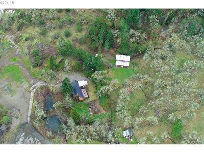 Roseburg Single Family Home For Sale: 1940 Newton Creek Rd