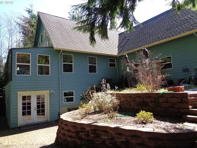 Lincoln City Single Family Home For Sale: 170 Seagrove Loop