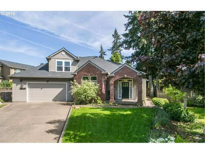 Tualatin Single Family Home For Sale: 11034 SW Plum Ct