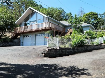 Hucrest Single Family Home For Sale: 1388 NW Grove St