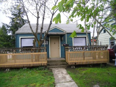 Eugene Single Family Home For Sale: 47 Adams St