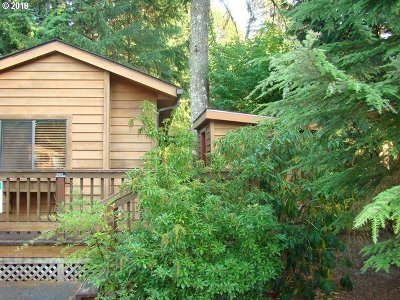 Clackamas County Single Family Home For Sale: 65000 E Highway 26 #WFB5