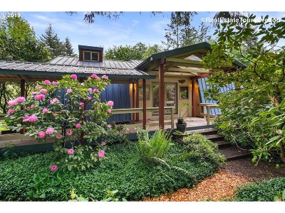 North Plains Single Family Home Bumpable Buyer: 24450 NW Hansen Rd