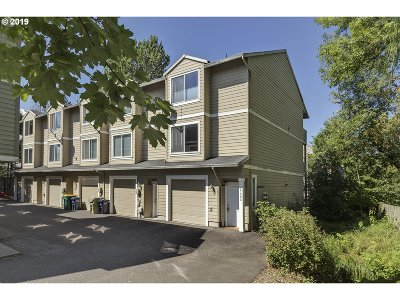 Beaverton, Aloha Condo/Townhouse For Sale: 17505 SW Blanton St #A5