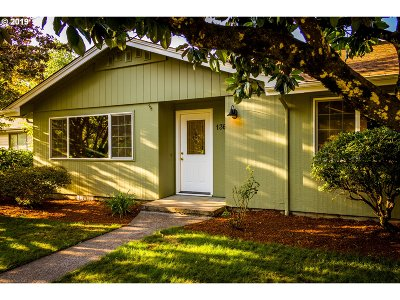 Eugene Single Family Home For Sale: 1367 Jeppesen Ave