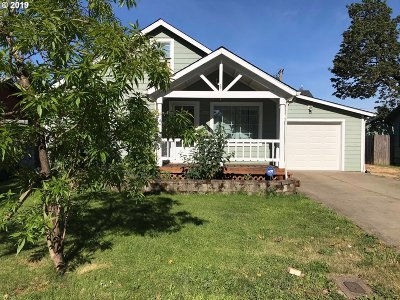 Single Family Home For Sale: 1520 Laura St
