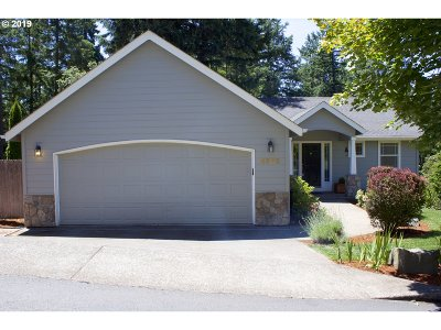 Single Family Home For Sale: 4930 Hunters Glen Dr