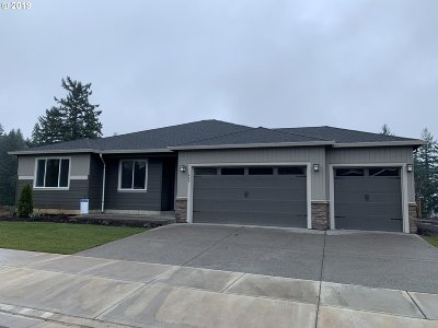 Oregon City Single Family Home For Sale: 16441 Kitty Hawk Ave #Lot6