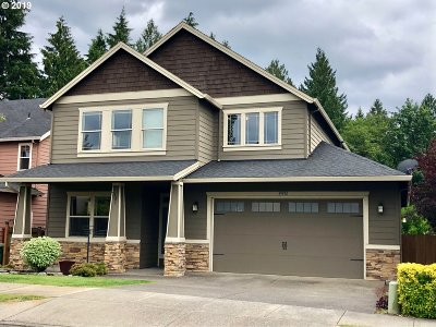 Sandy Single Family Home For Sale: 39550 Trillium St