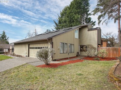 Tigard Single Family Home For Sale: 10775 SW Summer Lake Dr