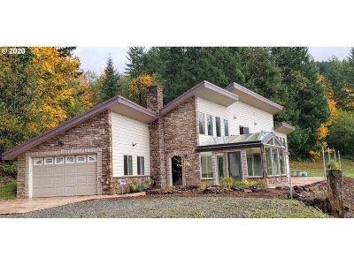 Battle Ground Single Family Home For Sale: 21807 NE 279th St