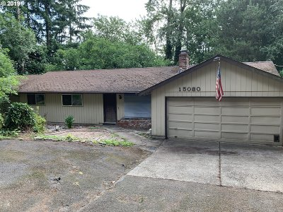 Tigard Single Family Home For Sale: 15080 SW 79th Ave
