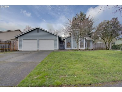 Vancouver WA Single Family Home For Sale: $339,900