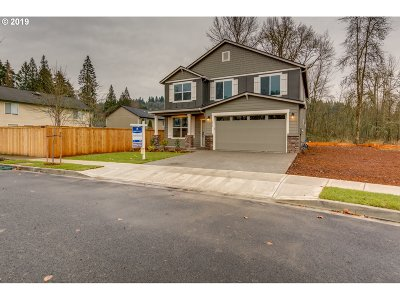 Camas Single Family Home For Sale: 3686 NE Pioneer St #LT237