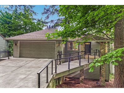 Single Family Home For Sale: 6527 SE Yamhill Ct