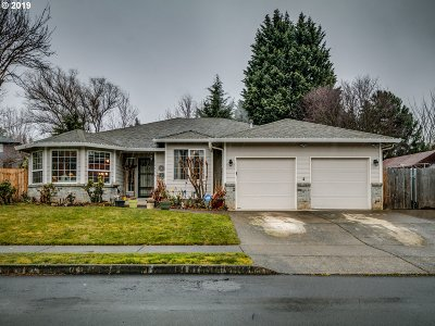 Vancouver Single Family Home For Sale: 12604 SE 27th St
