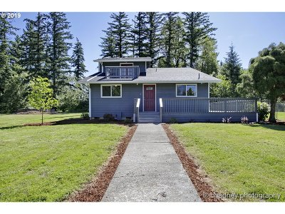 Single Family Home For Sale: 13915 SE 322nd Ave
