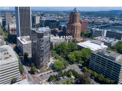 Portland Condo/Townhouse For Sale: 1500 SW 5th Ave #2405