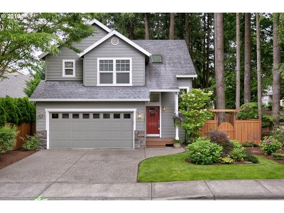 Wilsonville Single Family Home For Sale: 7529 SW Roanoke Dr N