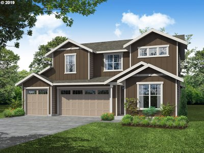 Sandy Single Family Home For Sale: 37032 Salmonberry Ave #Lot9