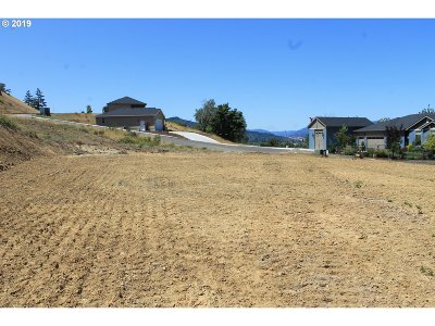 Sutherlin Residential Lots & Land For Sale: 440 Crest View Ct #15