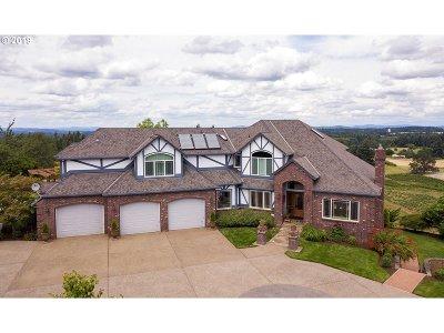 Clackamas County Single Family Home For Sale: 16665 S Spangler Rd