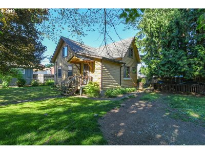 Washougal Single Family Home For Sale: 772 9th St