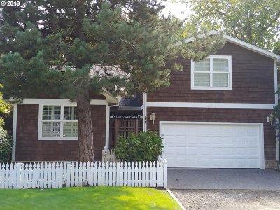 Cannon Beach Single Family Home For Sale: 155 W Taft St